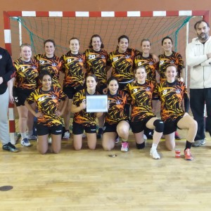 Seniors Féminine Entente PESG 1